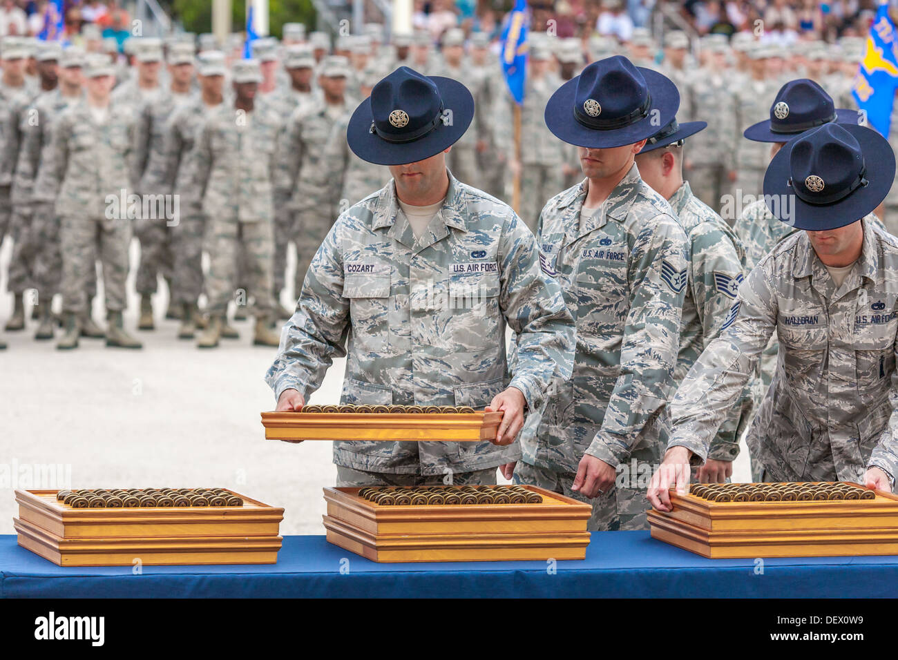 united states air force officers