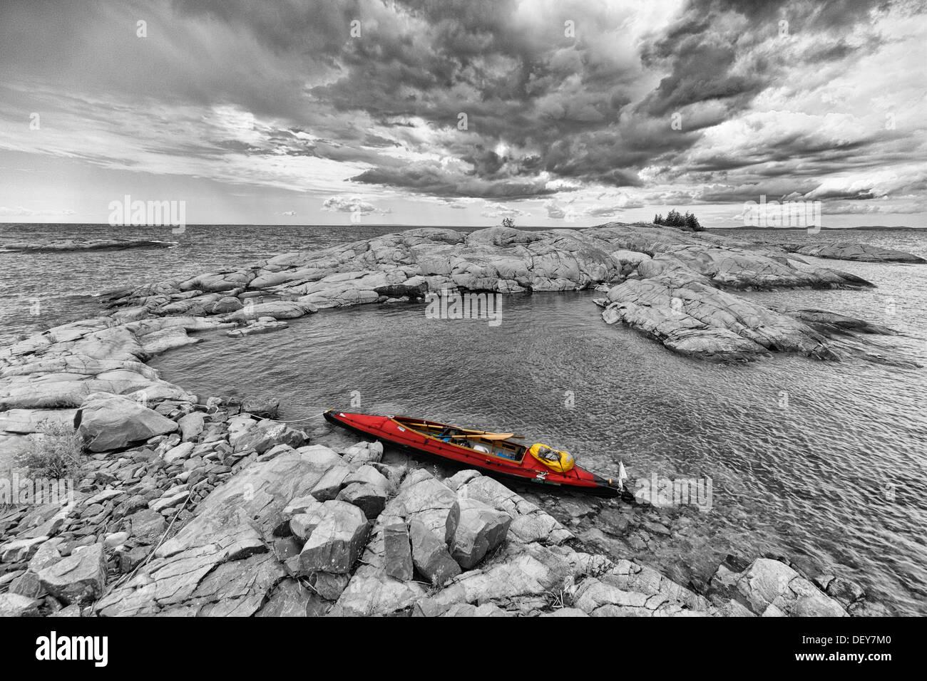 Folding Kayak Stock Photos & Folding Kayak Stock Images - Alamy