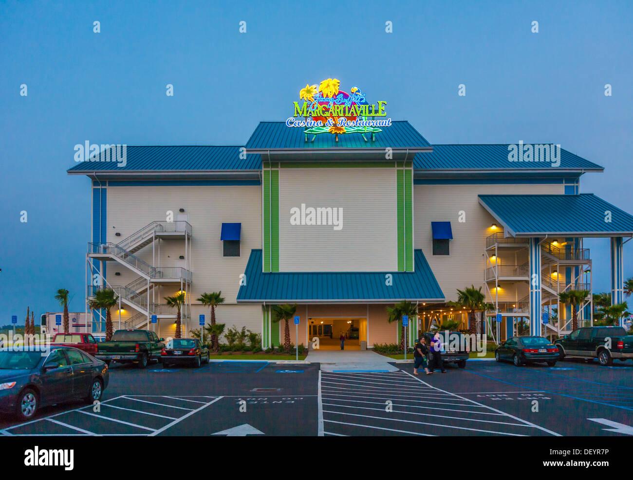 Two Women Leaving Jimmy Buffett S Margaritaville Casino And Stock