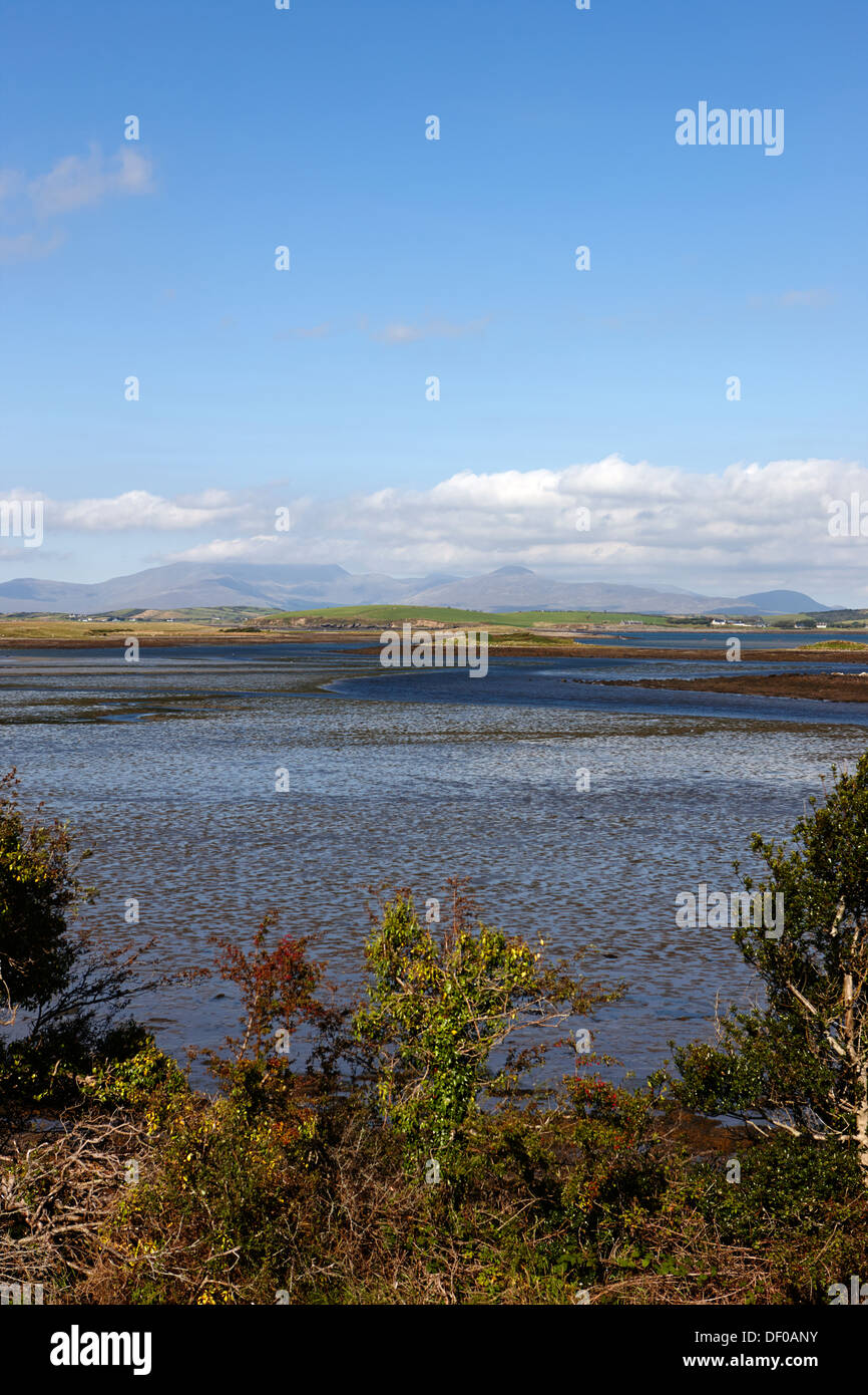 clew bay county mayo republic of ireland - Stock Image