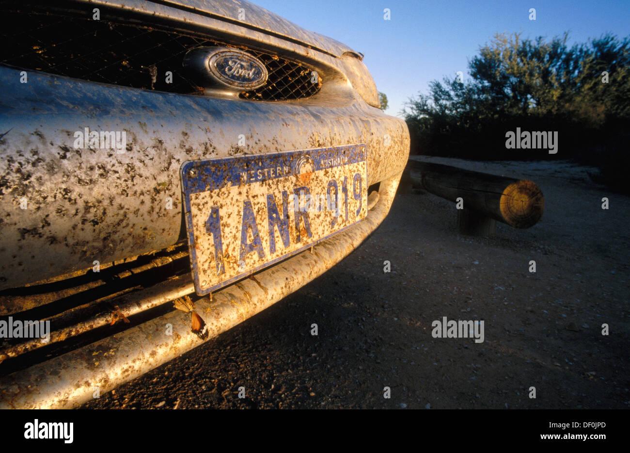 Western Australia 03 Metal Novelty Auto License Plate