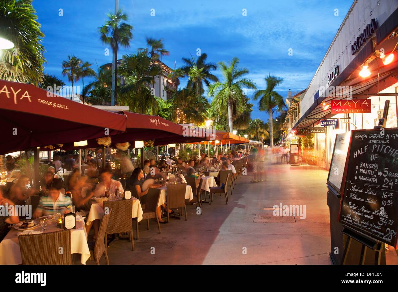Lincoln Road is a world-famous shopping & dining promenade in the heart of South beach that features more than national retailers, designer brands, boutiques, art galleries, restaurants, and sidewalk cafes. Lincoln Road is the place to be in South Beach.