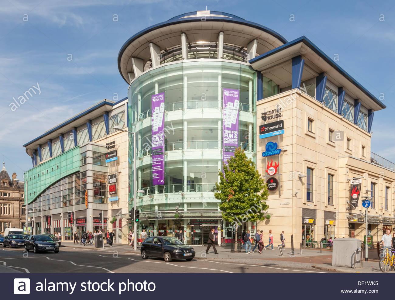 Restaurants In Nottingham Corner House