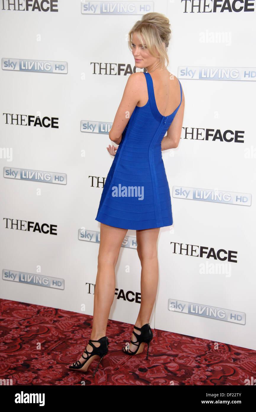 Caroline winberg the face