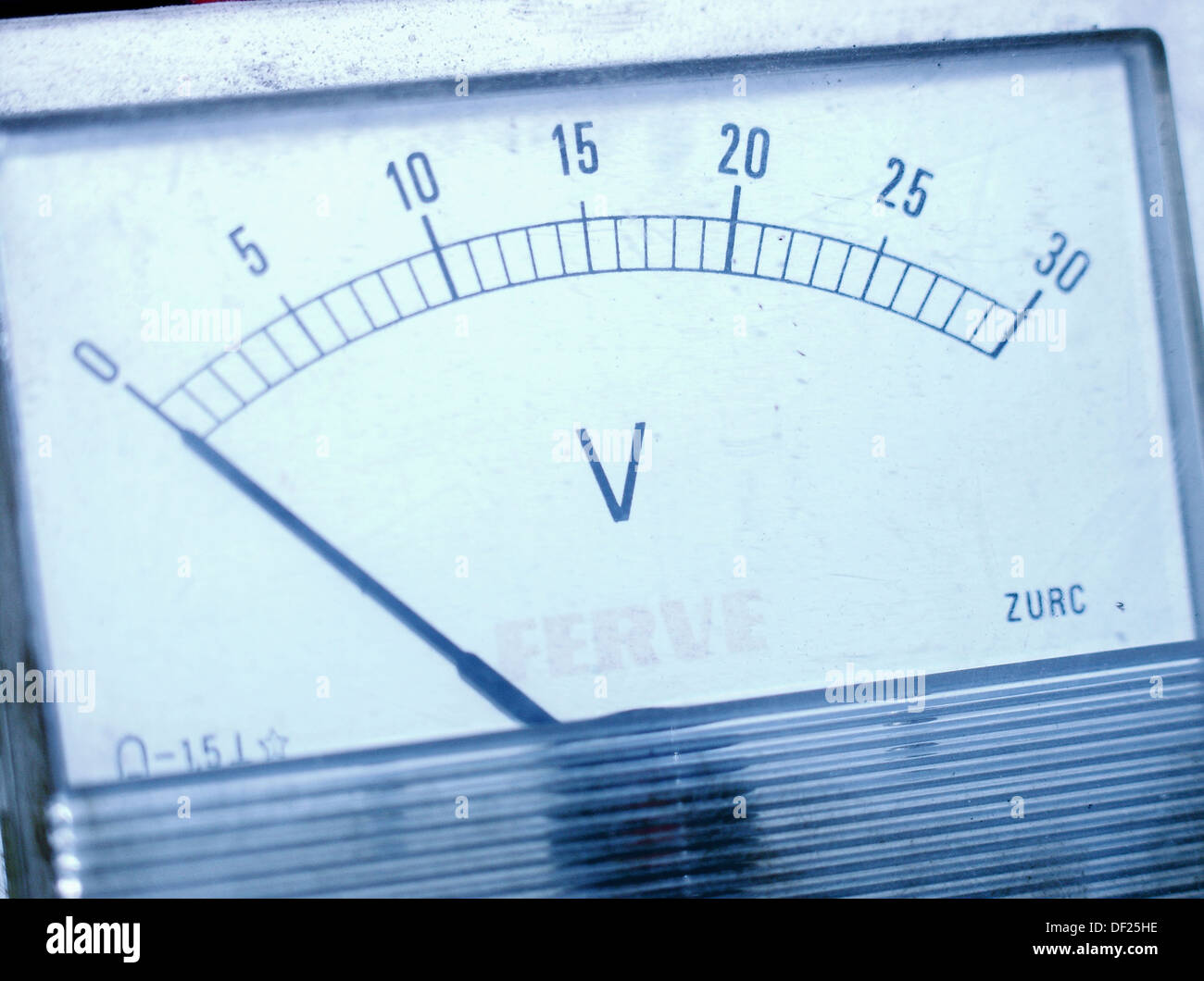 25 Great Analog Ammeter And Voltmeter. Cool Dc A C Gbt Analog ...