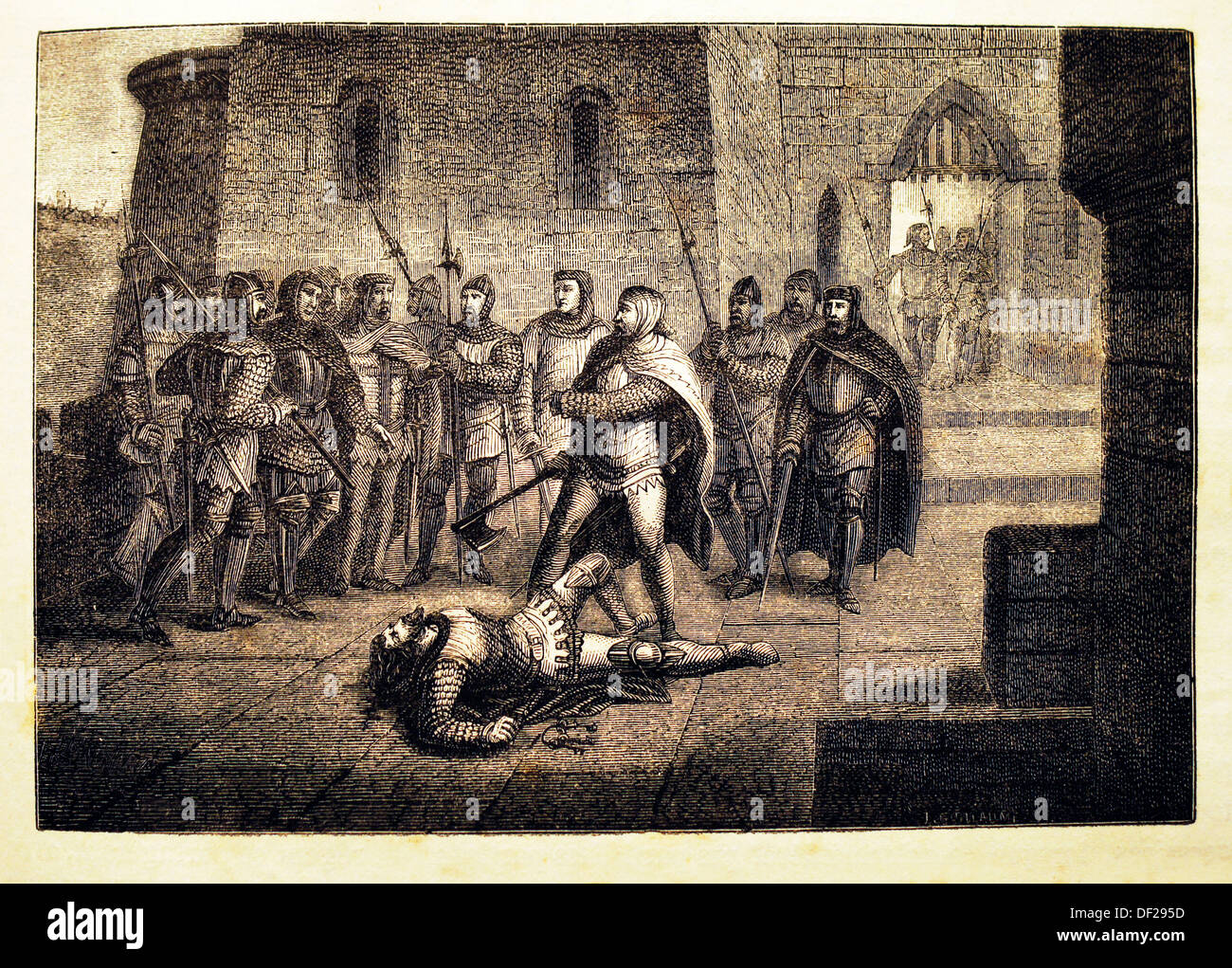 france history 14th century mort d etienne marcel Étienne