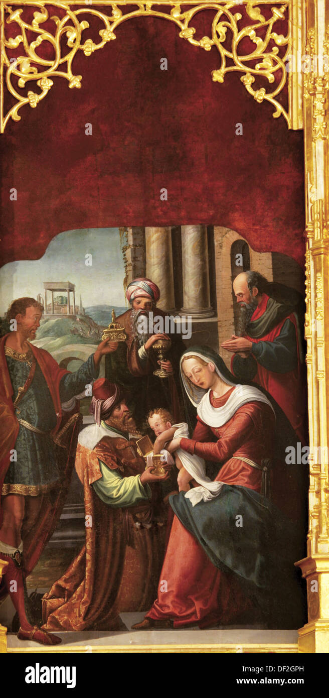 Jesus And Mary High Resolution Stock Photography And Images Alamy