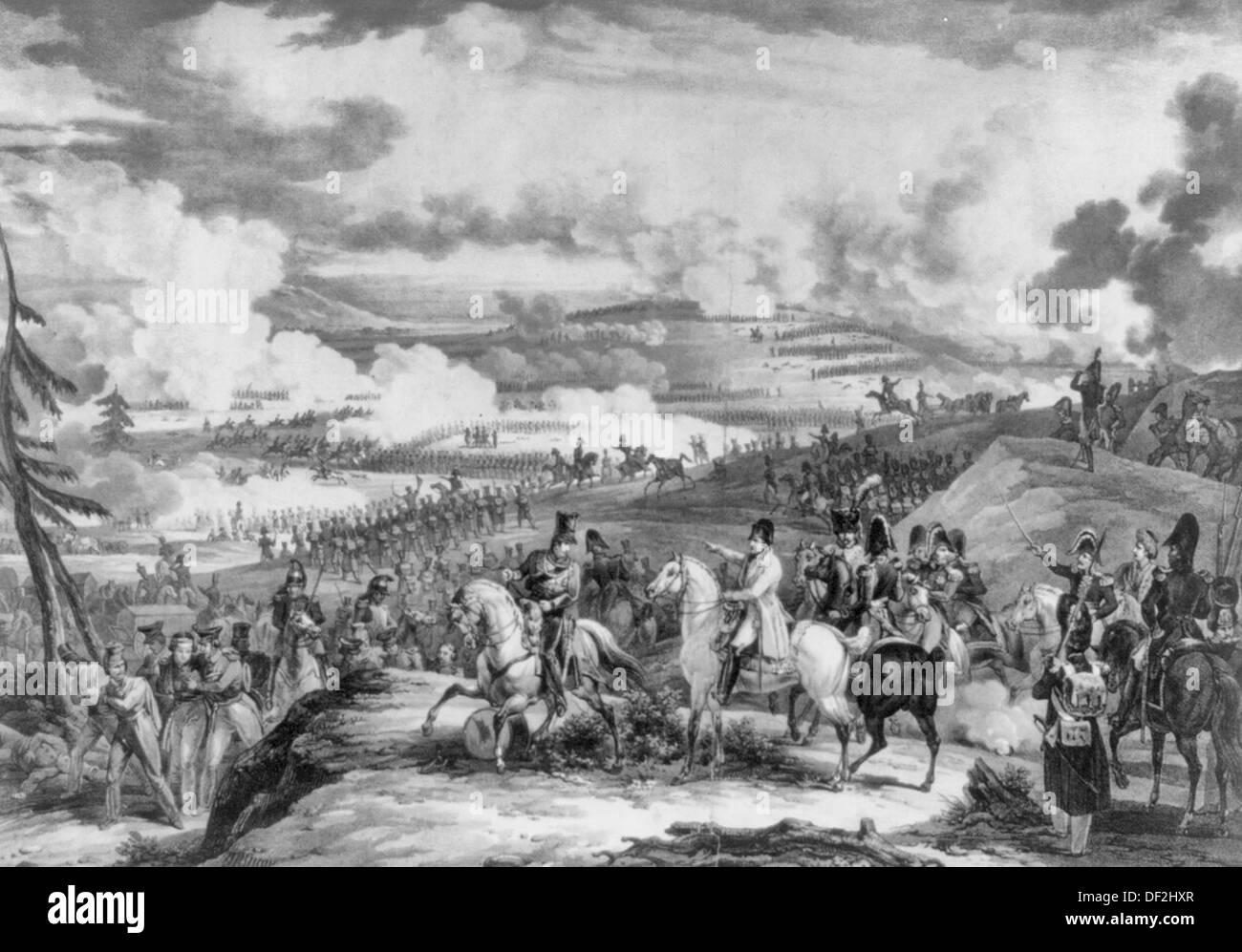 Bataille de la Moscowa, Battle of Moscow, 1812 - Napoleon I invasion Russia  -