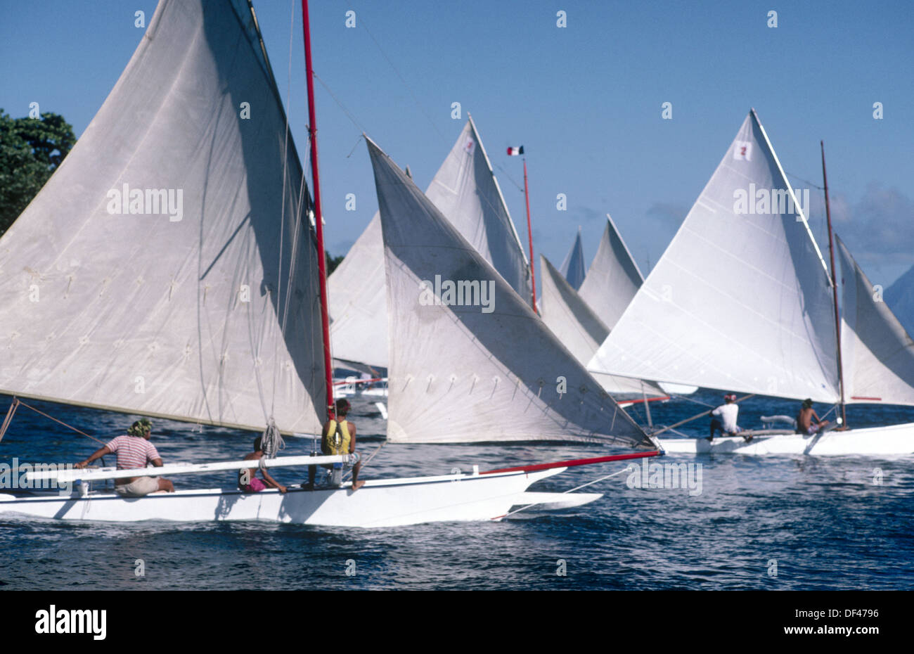 6bb1f86e22f Sailing boats race-Heiva Tahiti-July Festival, the most important festival  of Tahiti