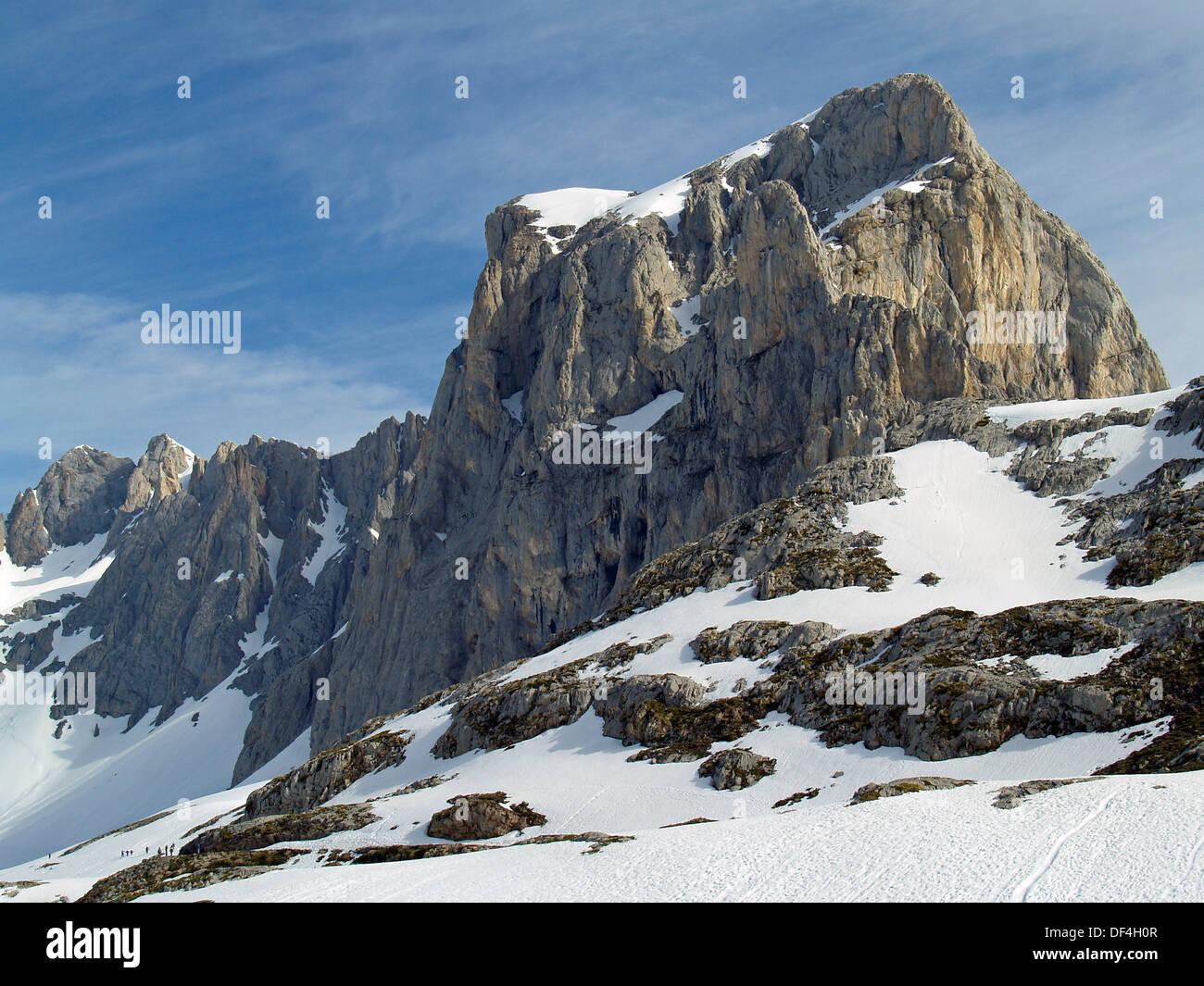 Picos de Europa,Spain - Stock Image