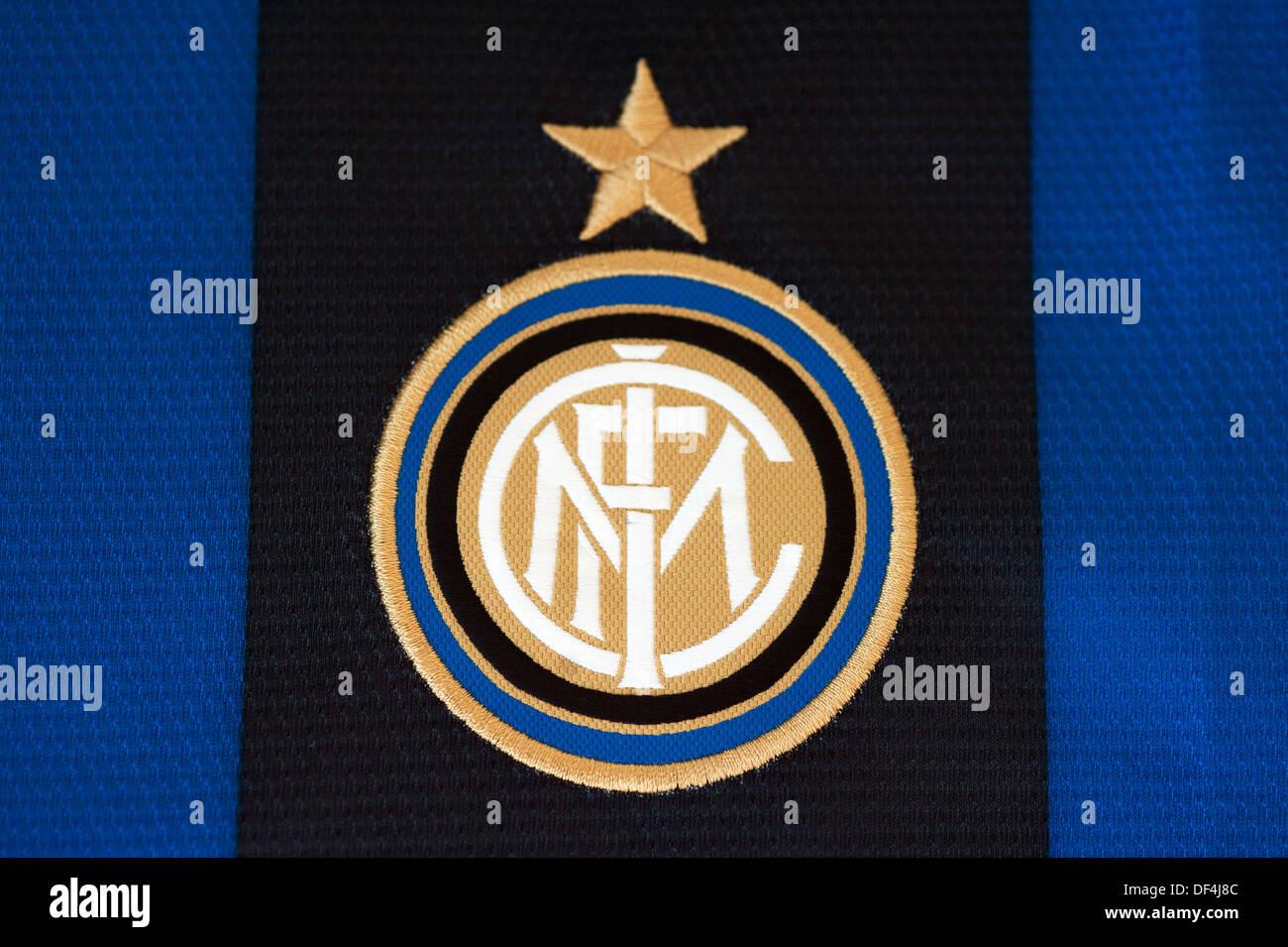F.C. Internazionale Milano Stock Photo