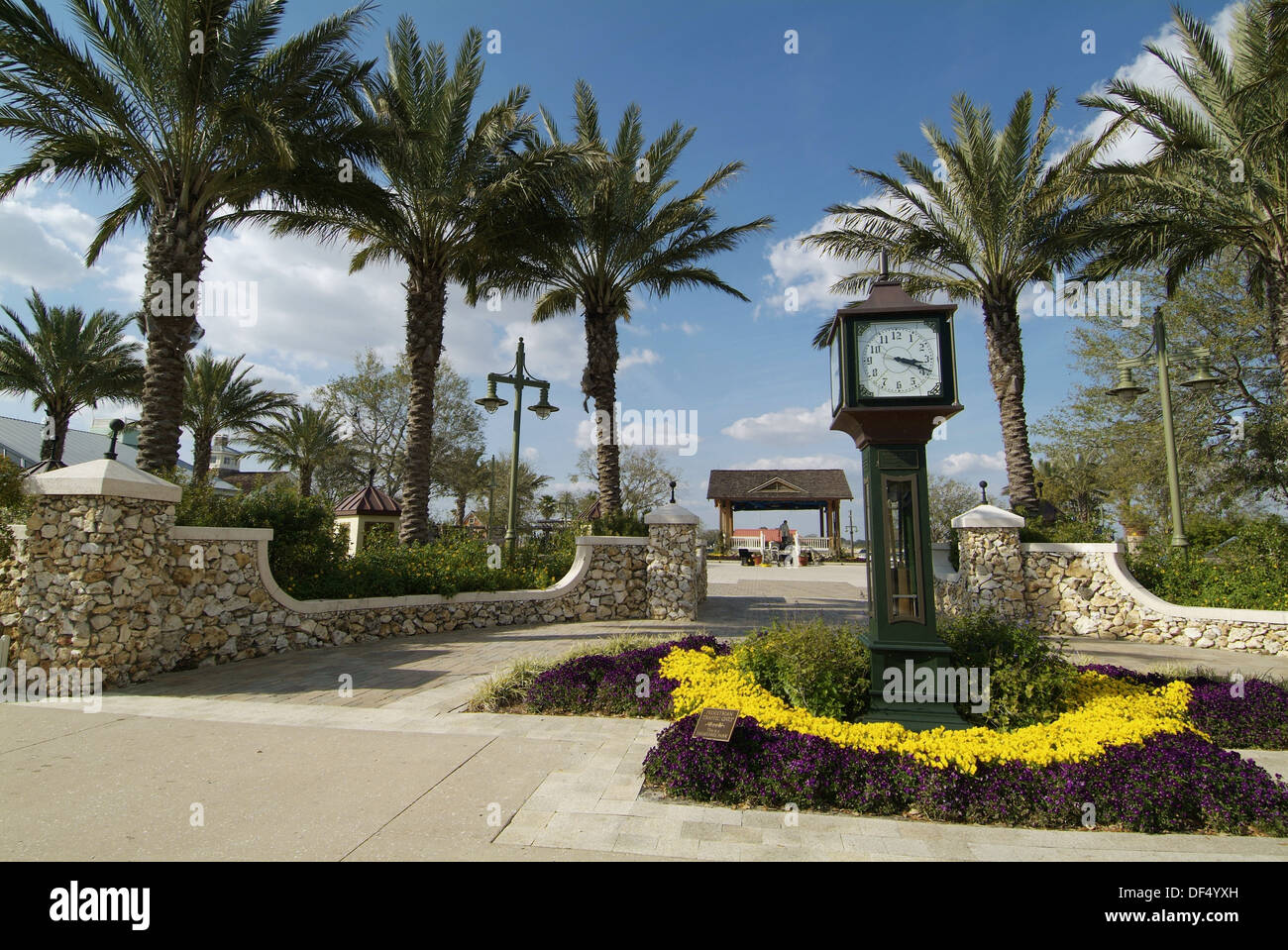 The Villages is a retirement community near Orlando and