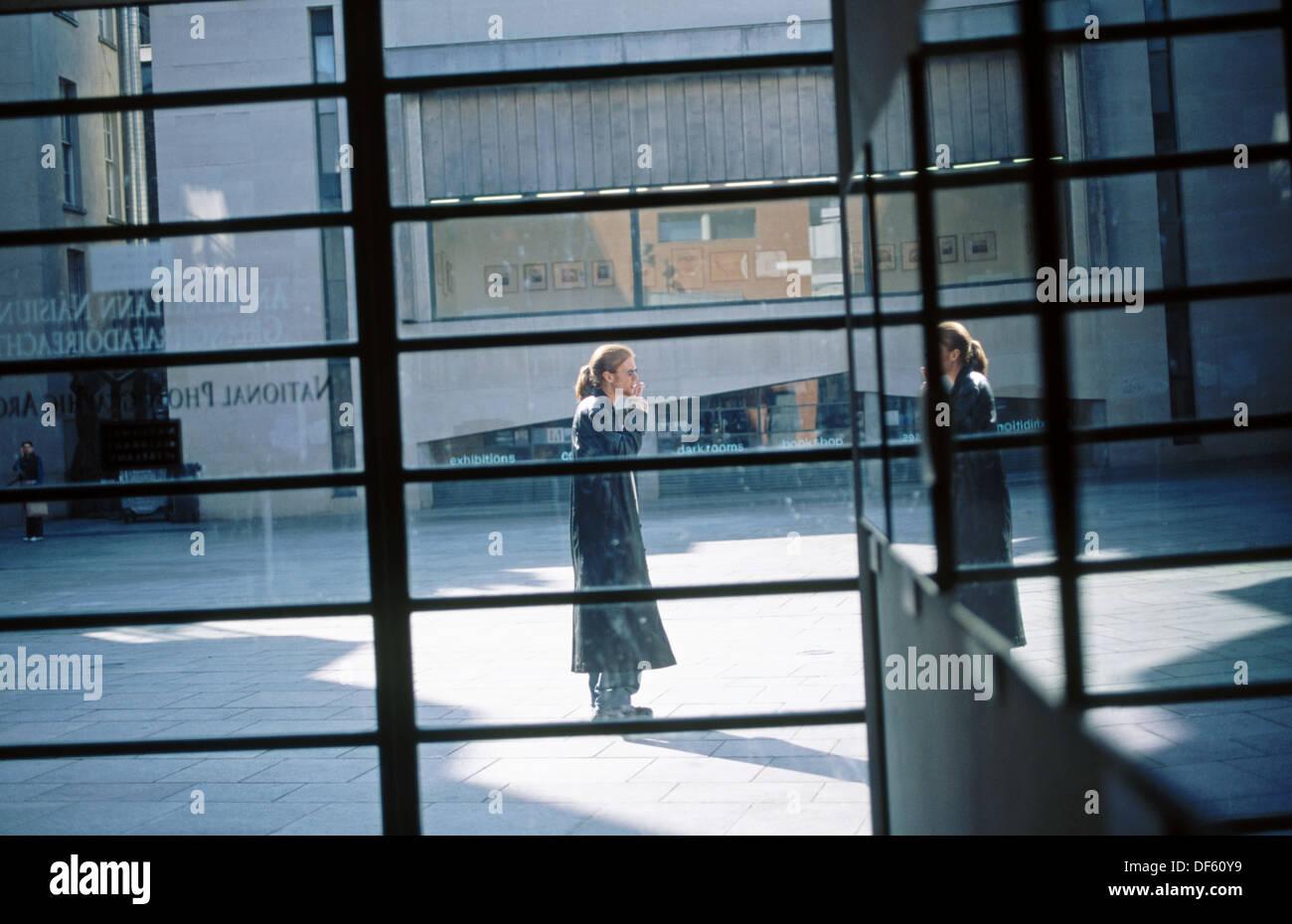 National Photographic Archive. Dublin. Ireland. - Stock Image