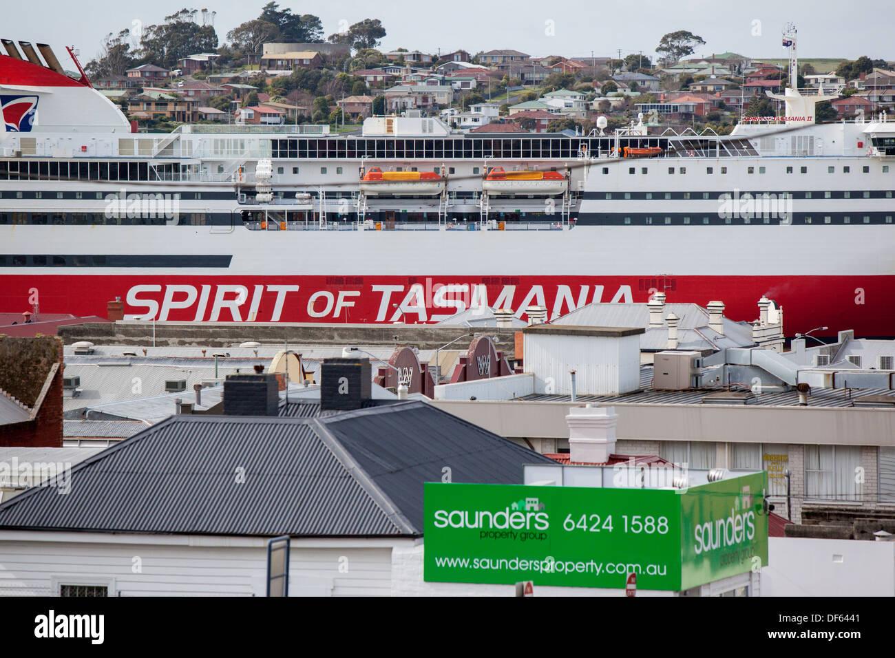 port Davenport - Stock Image