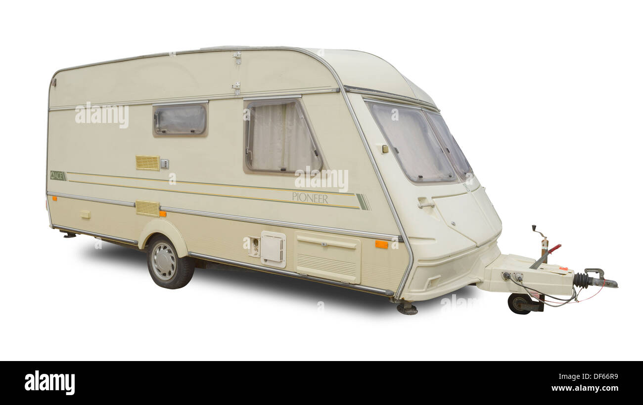 Ace Pioneer 4 berth caravan - Stock Image
