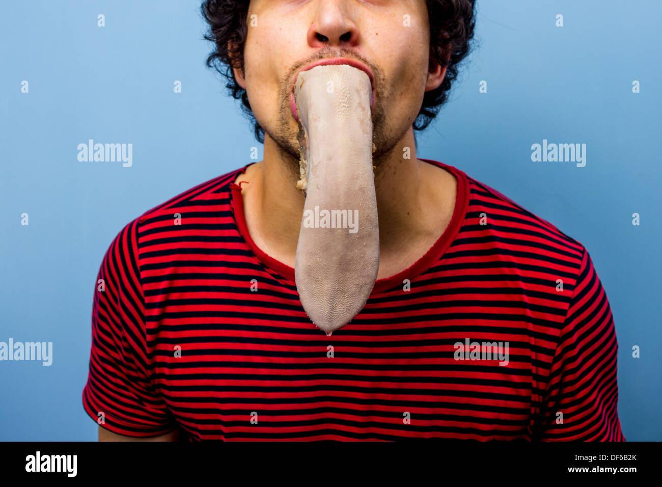 Чувака в рот, Ебут в рот русских девушек на 12 фотография