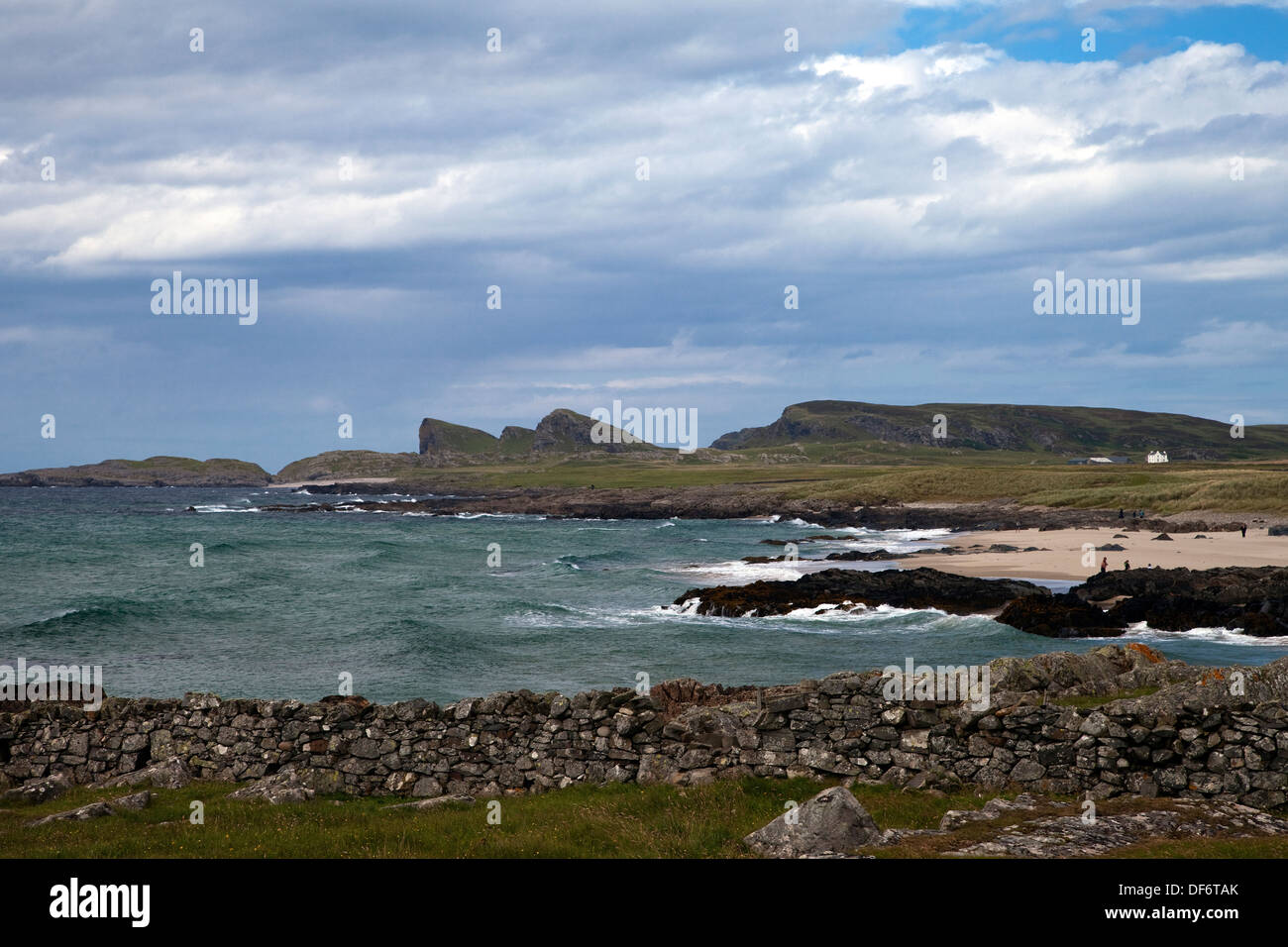 Islay - Saligo Bay - Stock Image