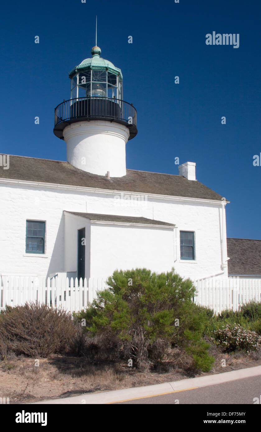 Cabrillo National Monument, Point Loma, San Diego, CA. - Stock Image