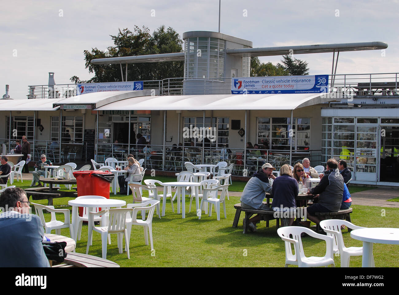 Sywell Airport Hotel - Stock Image
