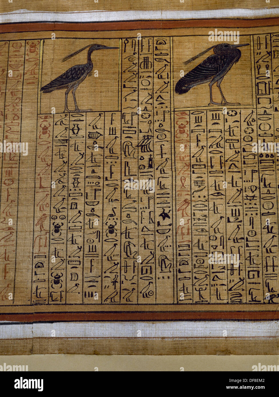 book of the dead from egypt