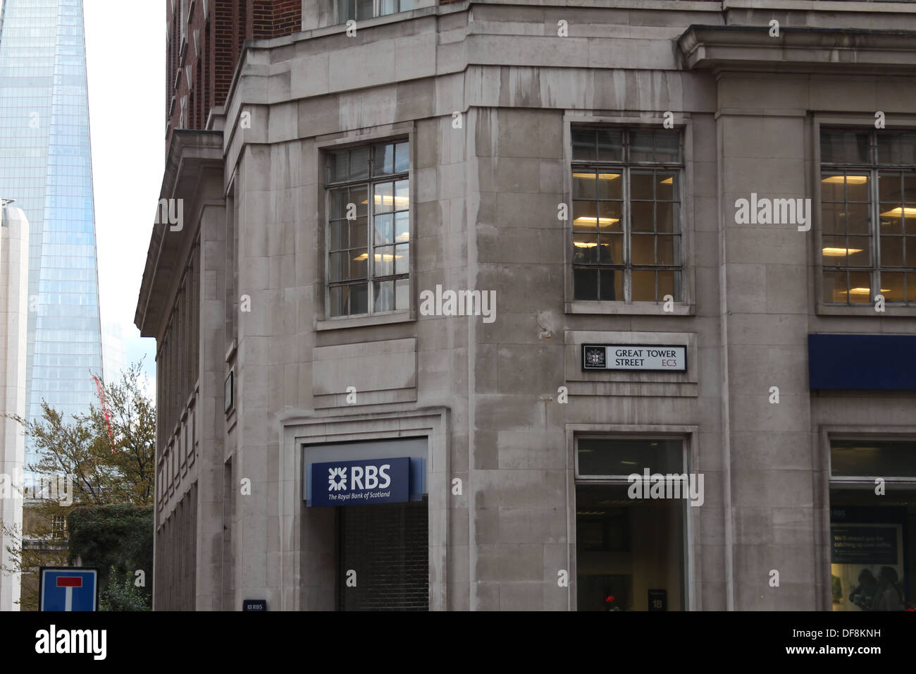 royal bank of scotland london