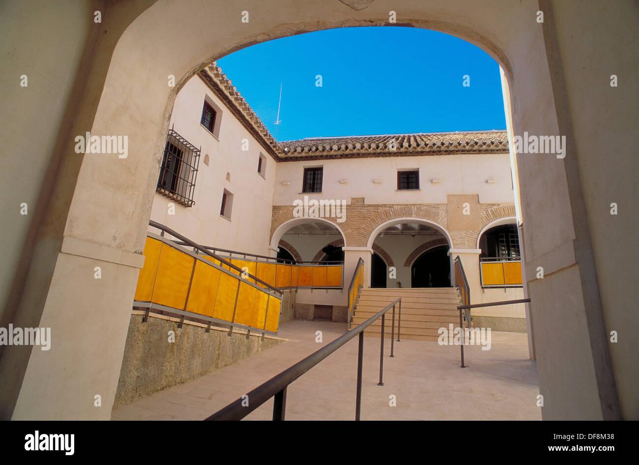 Cehegín. Casa de la Tercia. XVIIIth century. Murcia province. Spain. - Stock Image