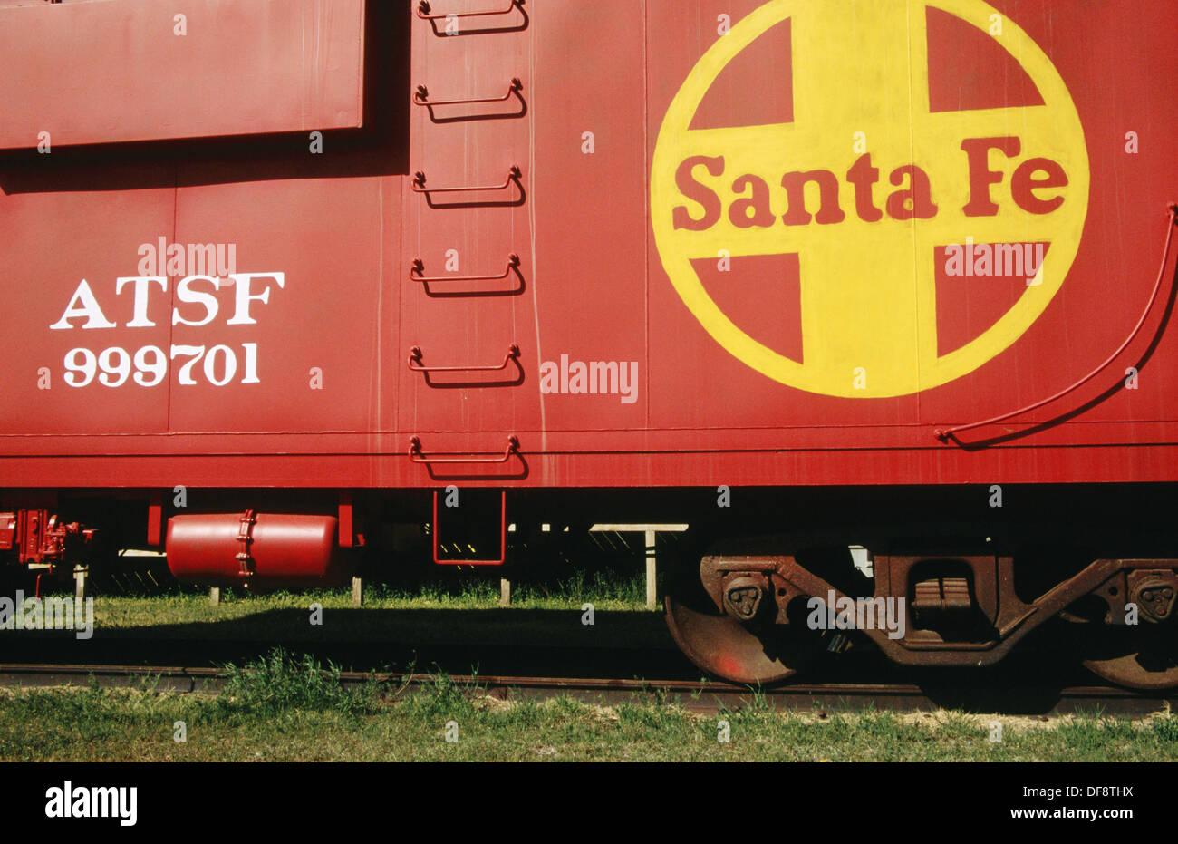 Old Santa Fe Railway Station Stock Photos Amp Old Santa Fe