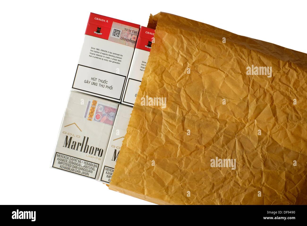 Much carton Bond cigarettes Canada