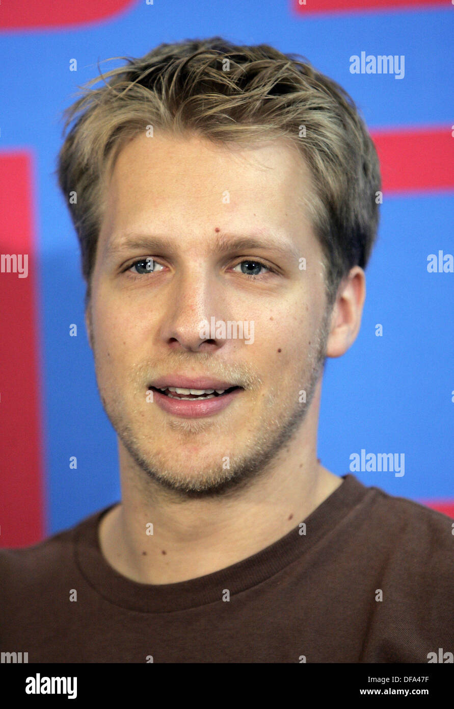 Actor Oliver Pocher on the 2nd of October in 2006 in Cologne. - Stock Image