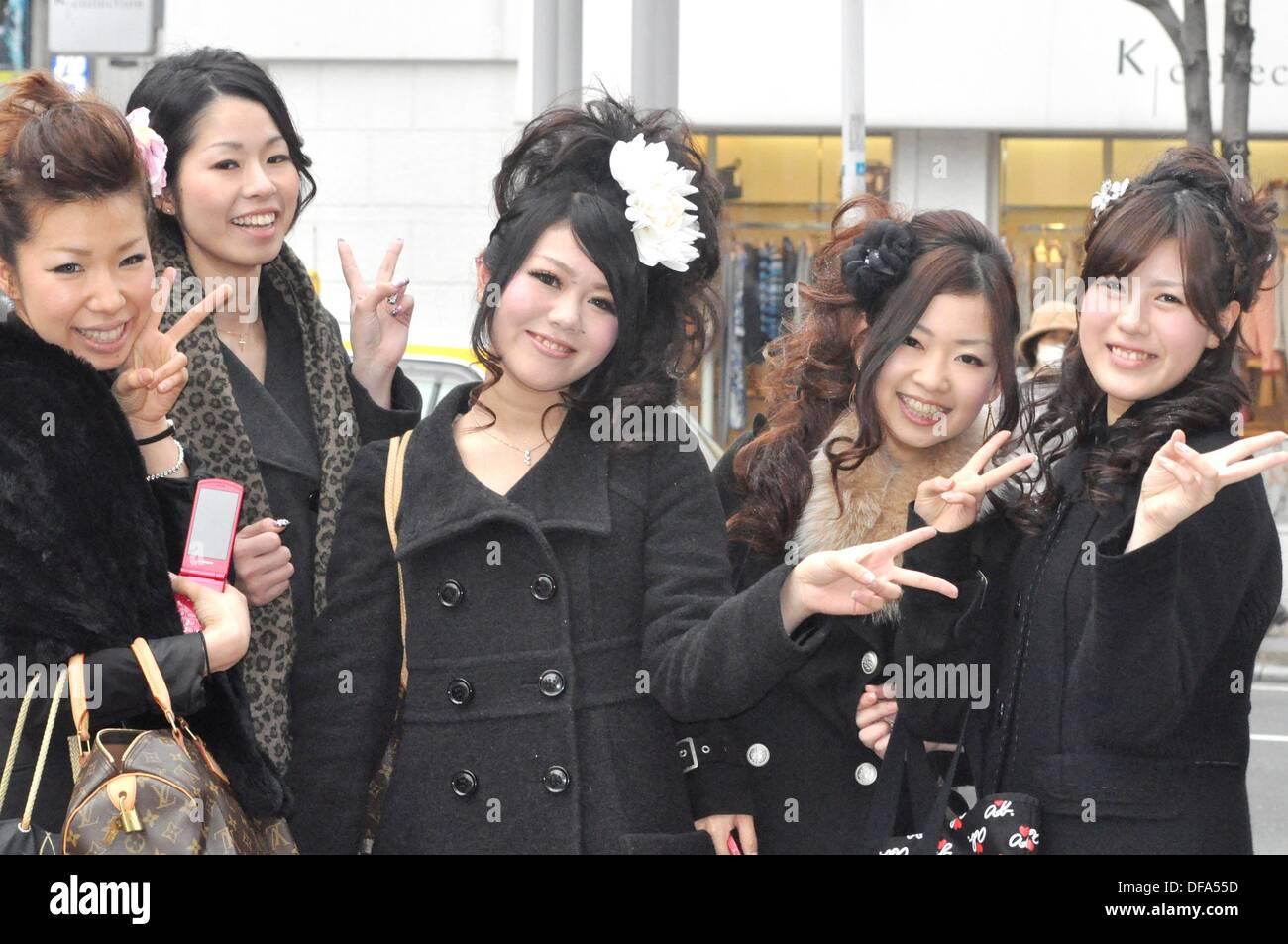 Fukuoka girls