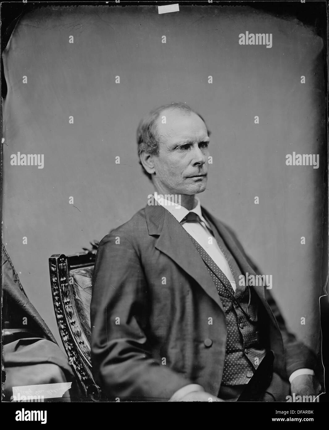 Amos T. Ackerman, Attorney General, U.S 528711 - Stock Image