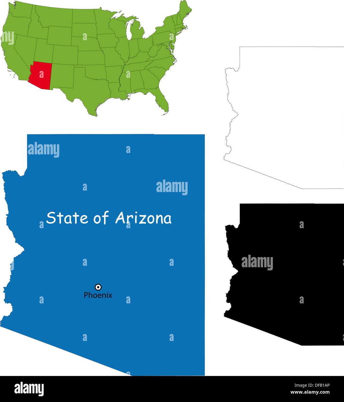 Apache County Arizona Map.Apache County Map Stock Photos Apache County Map Stock Images Alamy