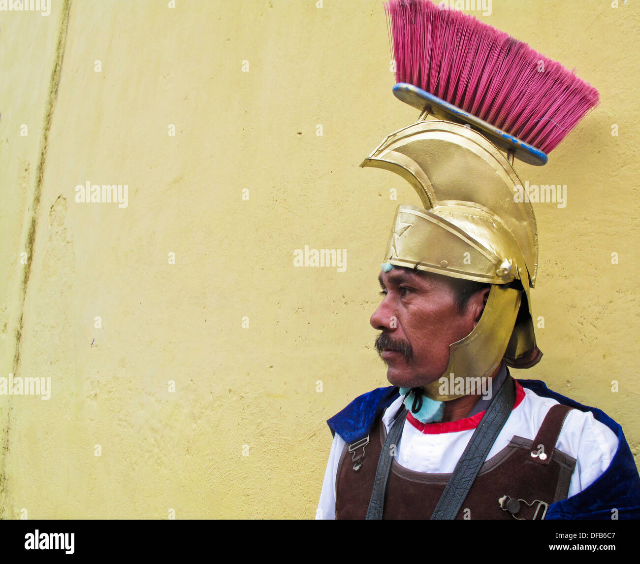 0e9fa915eea Roman Soldier Costume Stock Photos & Roman Soldier Costume Stock ...