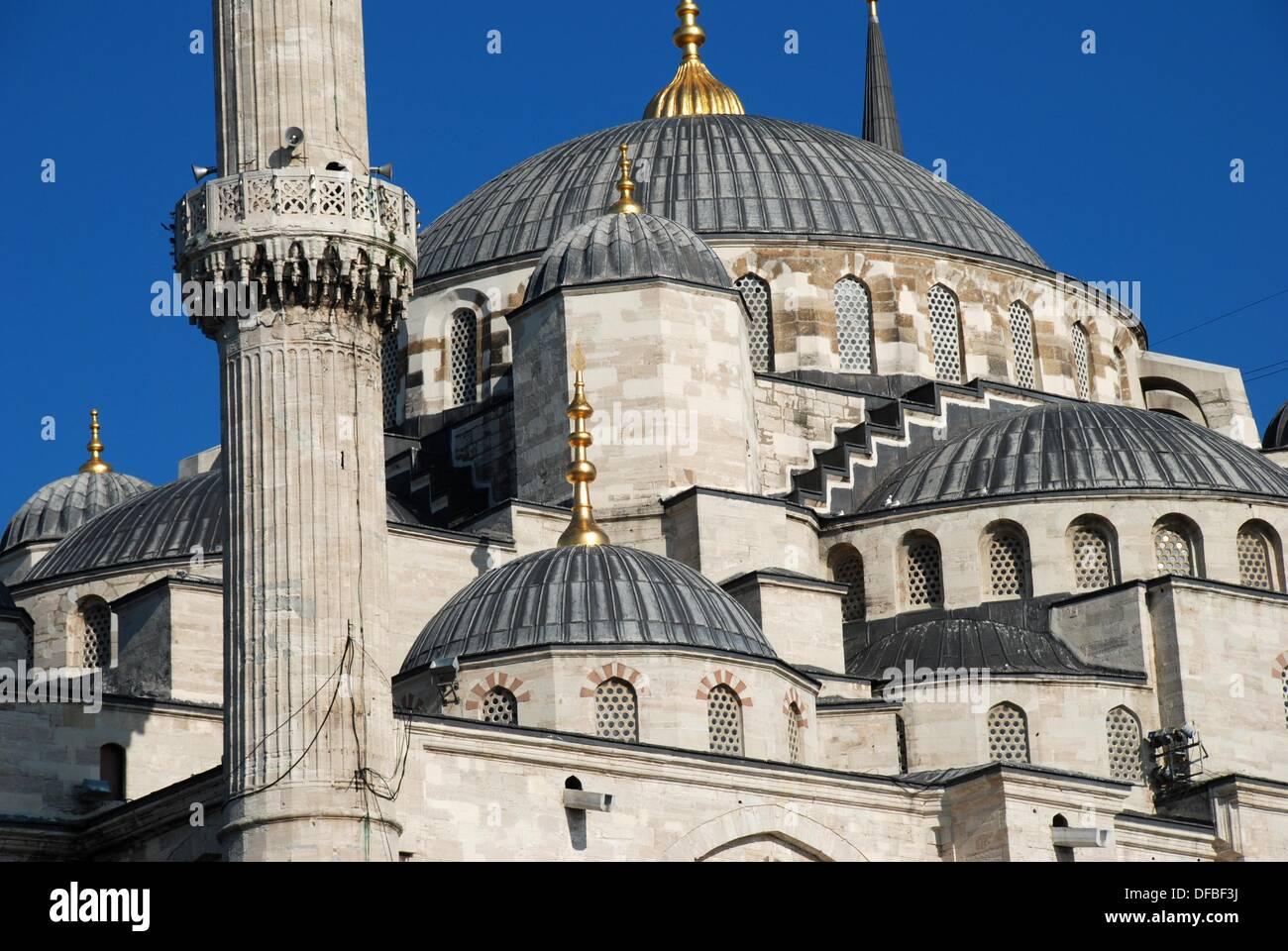 Die blaue Moschee in Istanbul - Stock Image