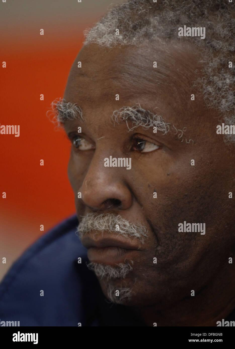 thabo mbeki portrait stock photos amp thabo mbeki portrait
