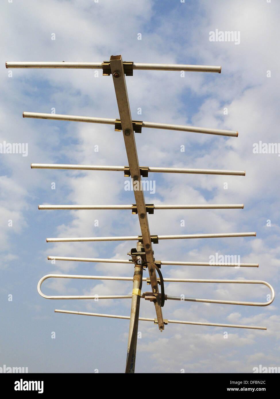 Yagi Antenna Stock Photos & Yagi Antenna Stock Images - Alamy