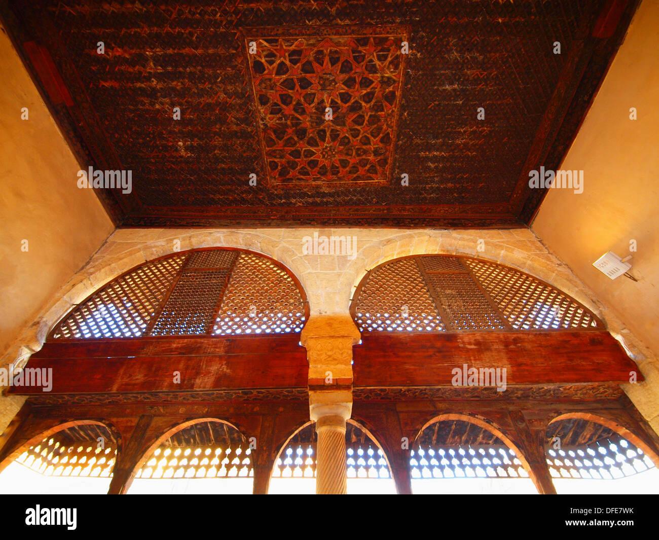 Sabil Kuttab Gamal Ali Al Mottaher, Cairo, Egypt - Stock Image