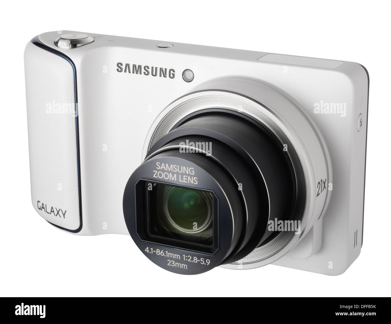 Samsung Galaxy camera - Stock Image