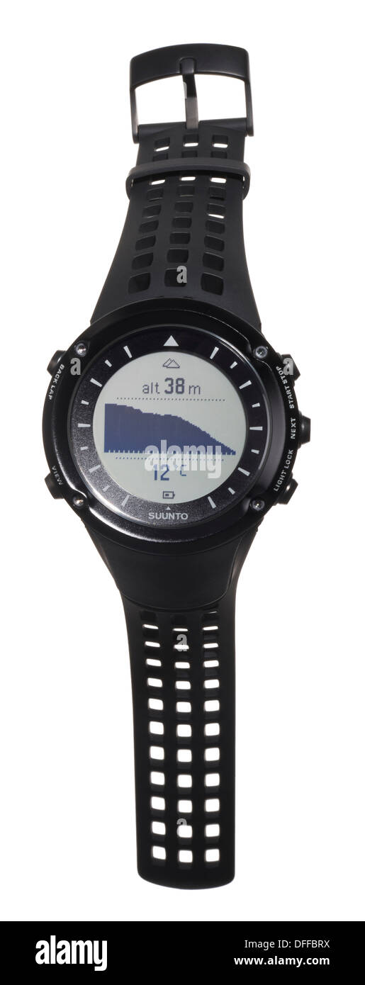 Suunto Ambit sports watch - Stock Image