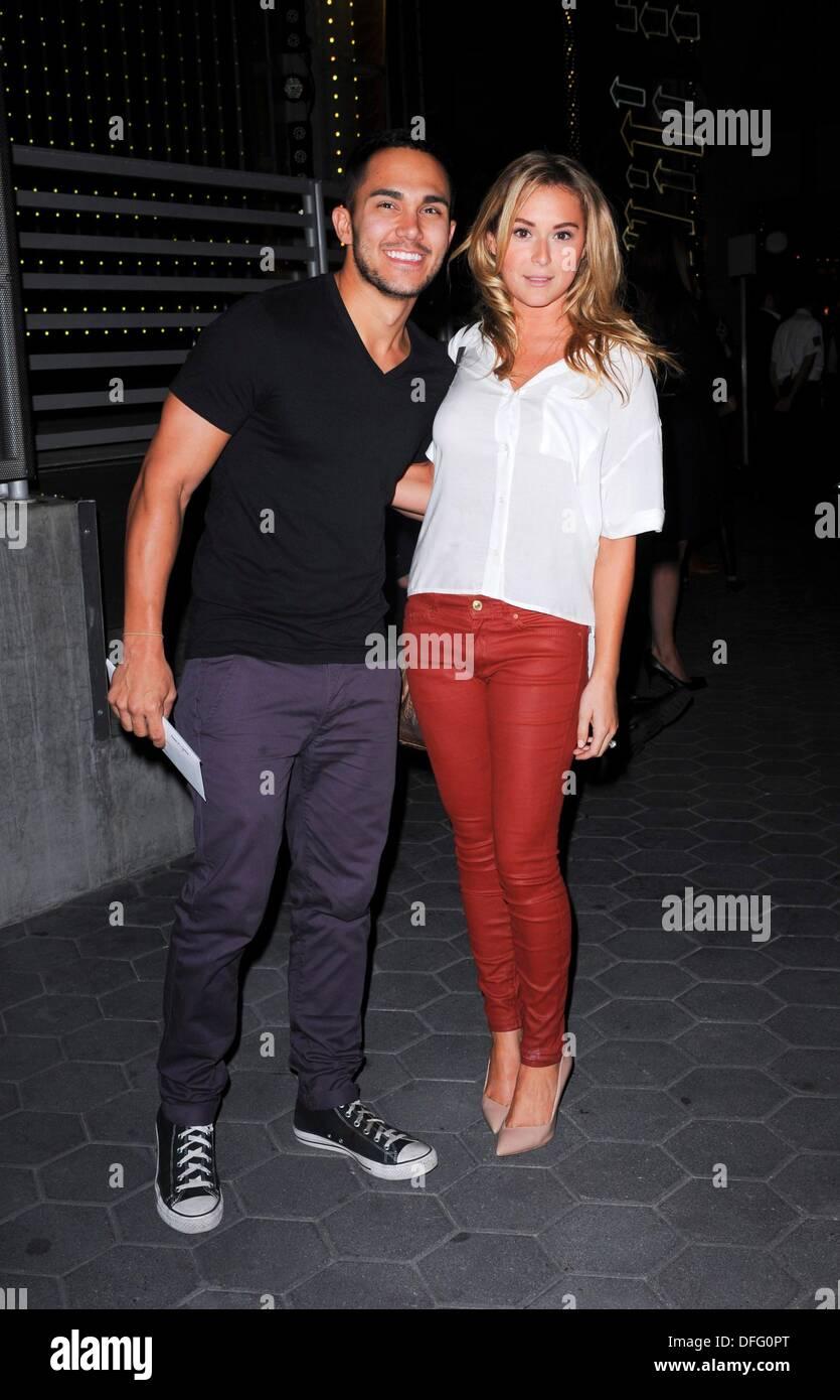 Wie is Carlos Pena Jr dating 2013
