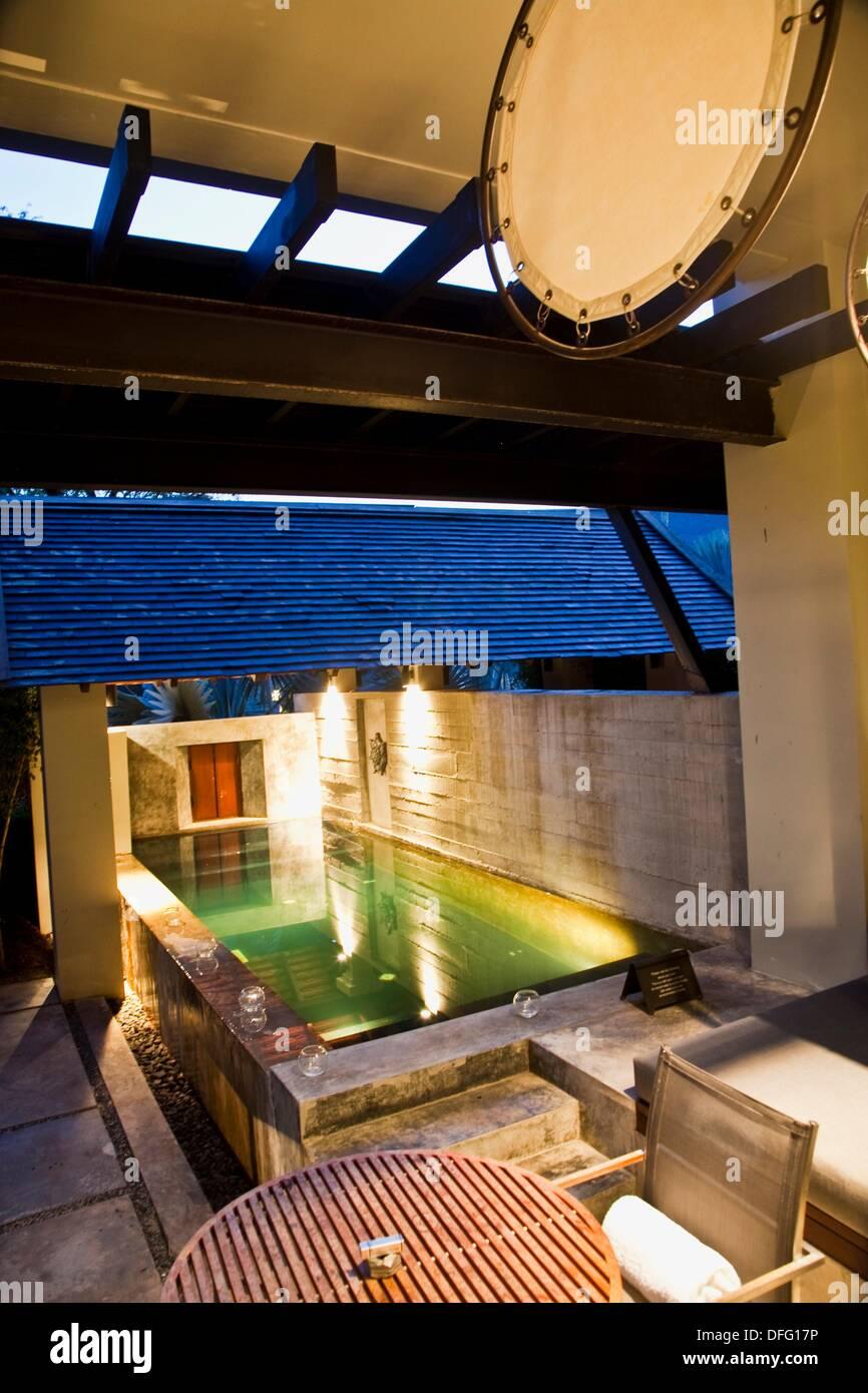 Indigo Pearl Hotel, Phuket, Thailand. - Stock Image