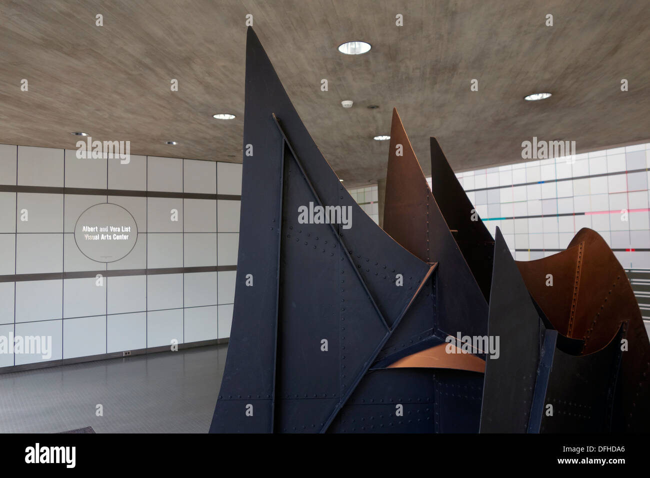 List Visual Arts Center at MIT - Stock Image