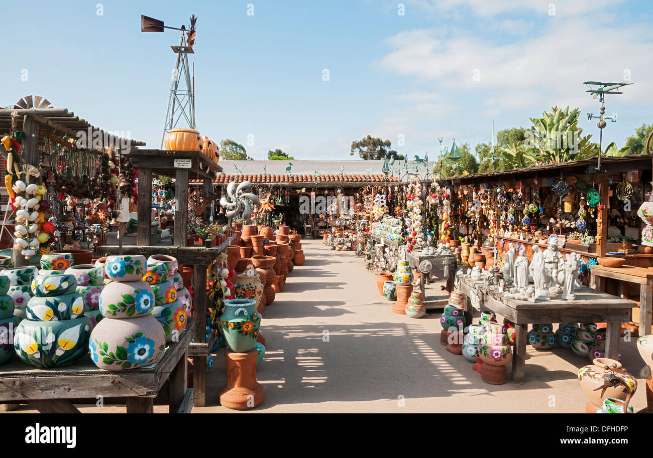 California old town san diego state historic park - Market place at garden state park ...