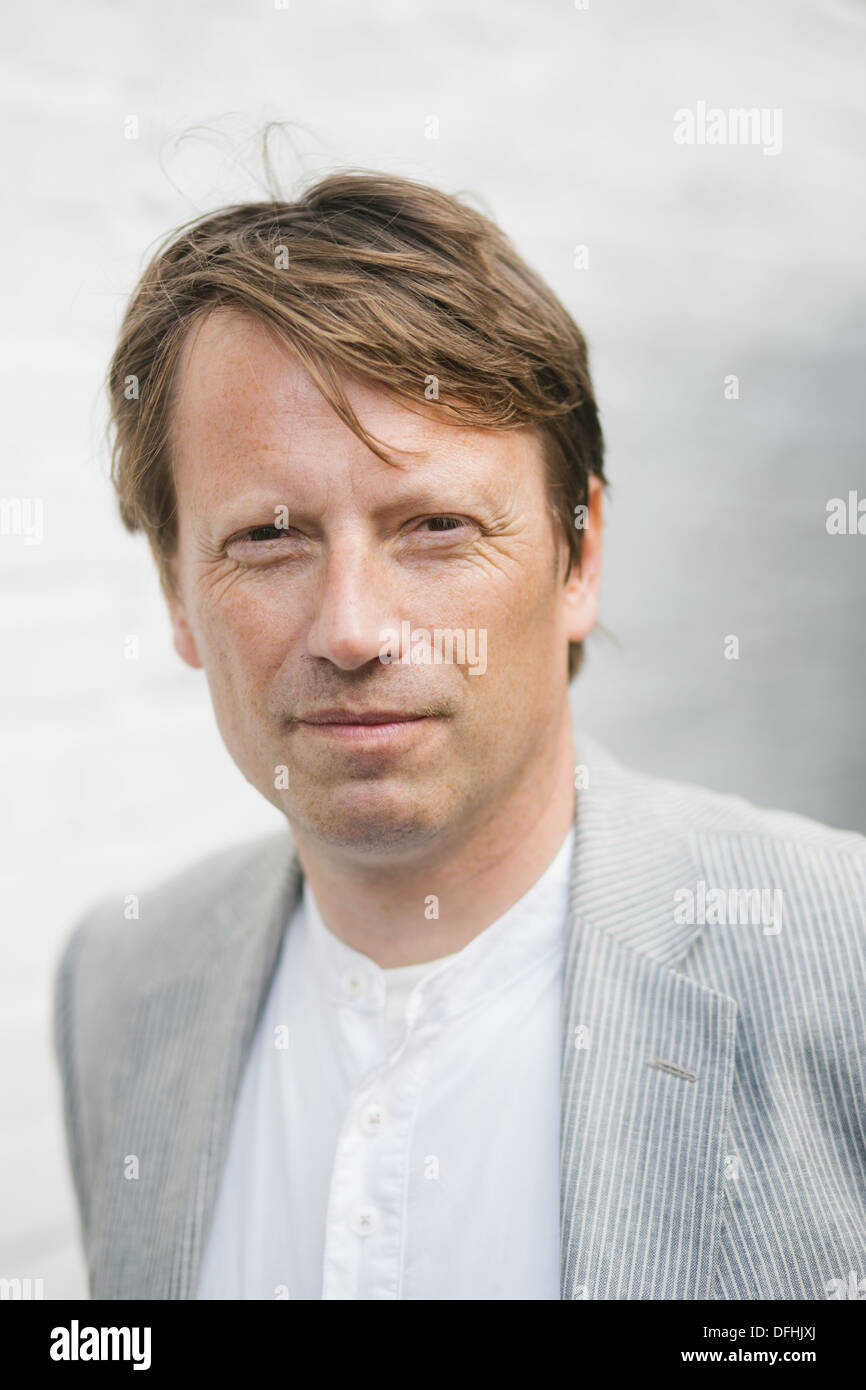 David John Taylor is a British critic, novelist and biographer. - Stock Image