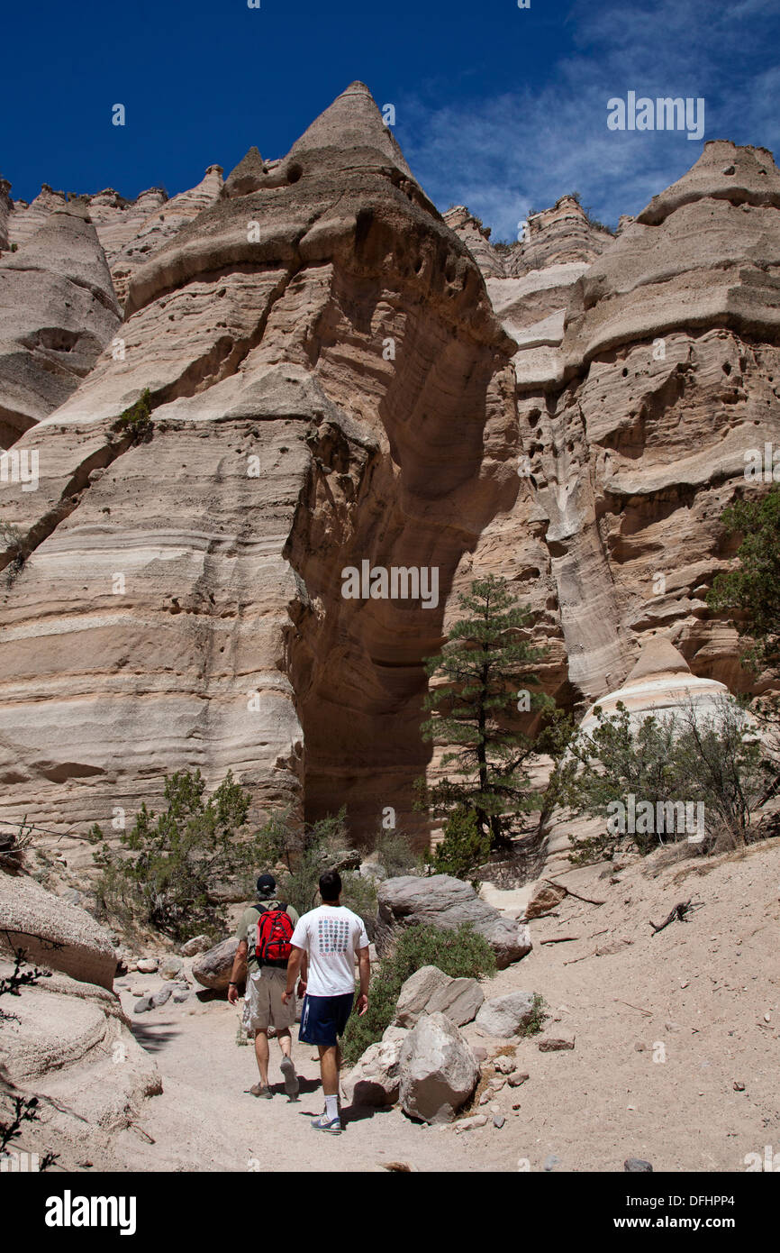 Tent rocks slot canyon hike grand canyon