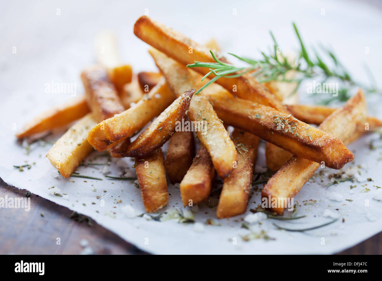 potato chips - Stock Image