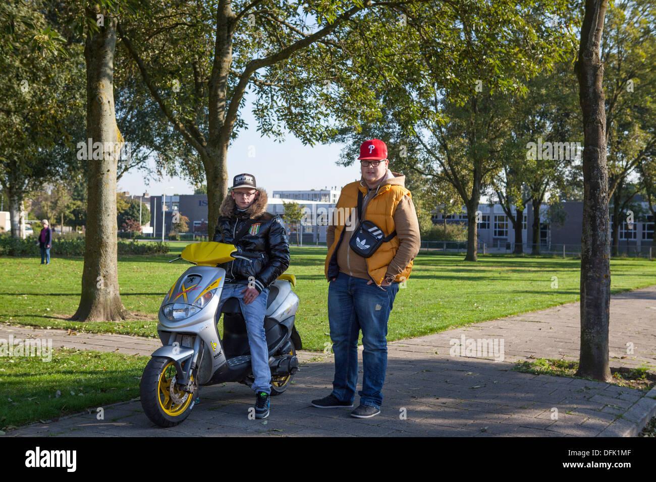 scooter garage eindhoven
