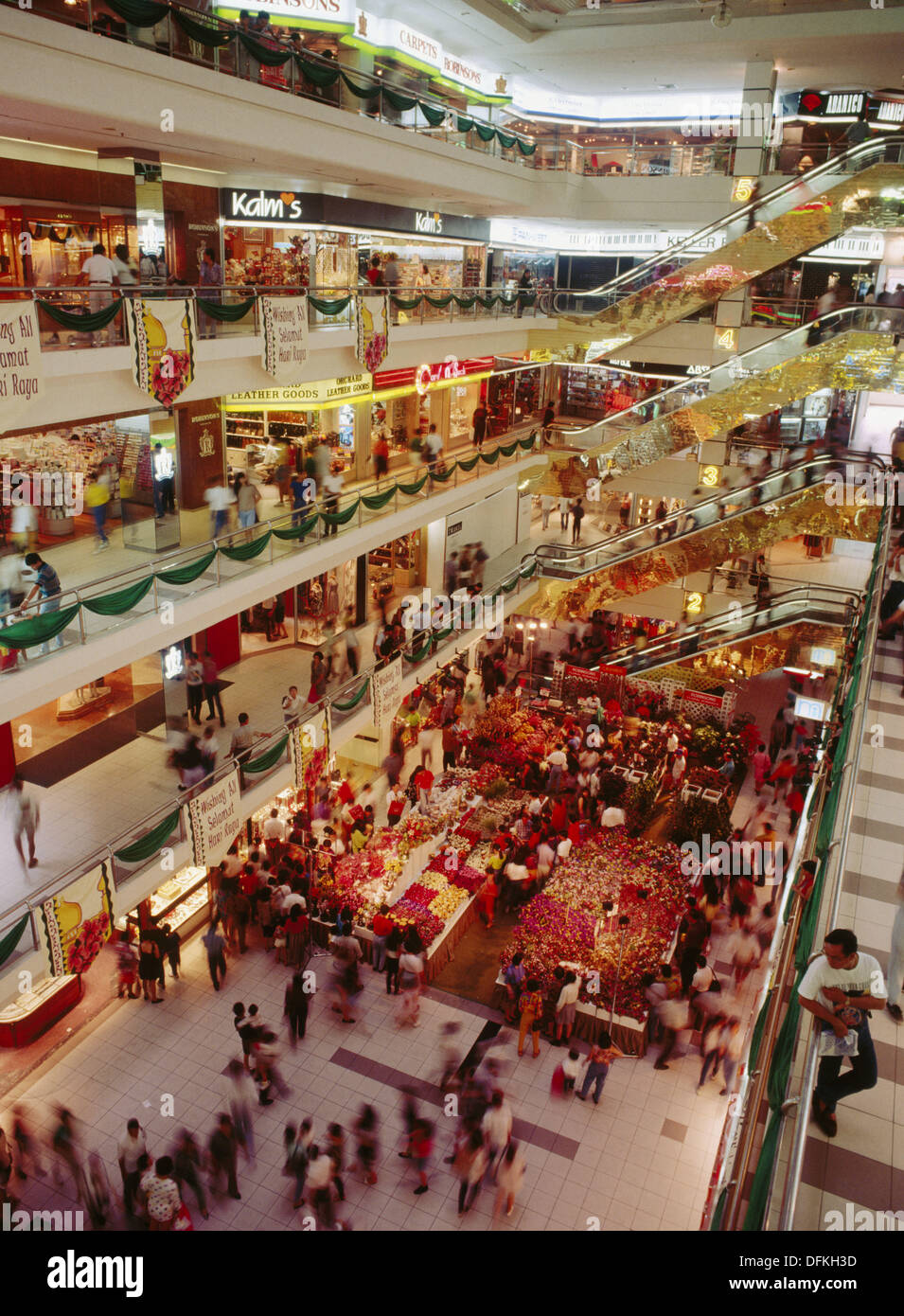 The Centrepoint shopping mall in Orchard Road, Singapore - Stock Image