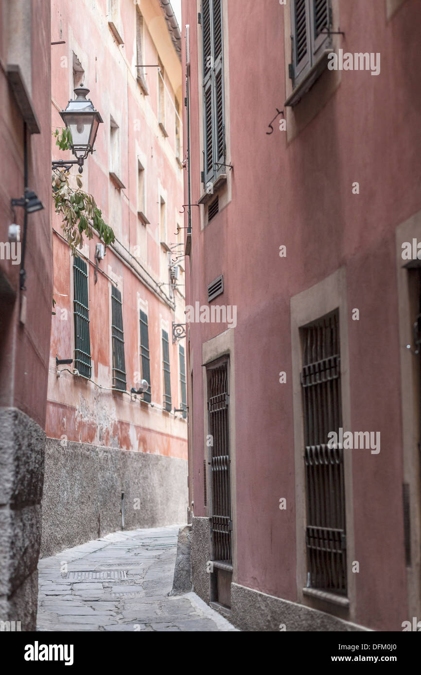 Santa Margherite Ligure,Province Genoa,Liguria,Italy Stock Photo