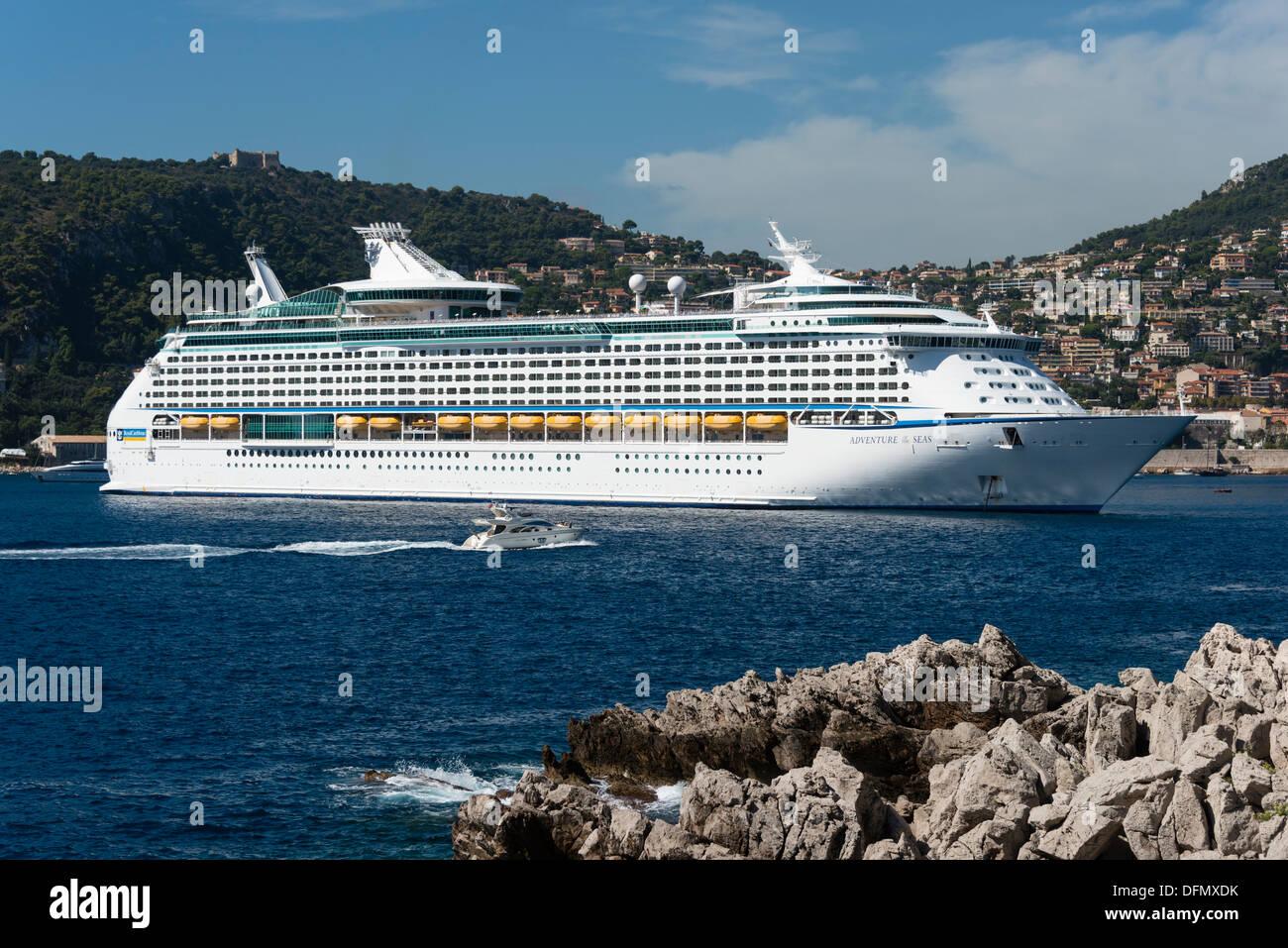 MS Adventure of the Seas - Stock Image